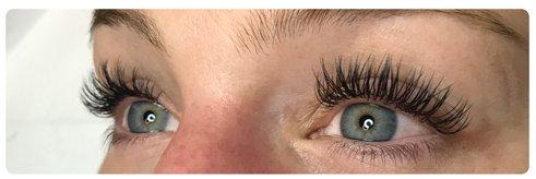 Eyelash Extension Results